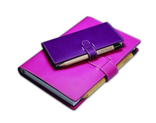 Pocket Diary and A5 Notebook