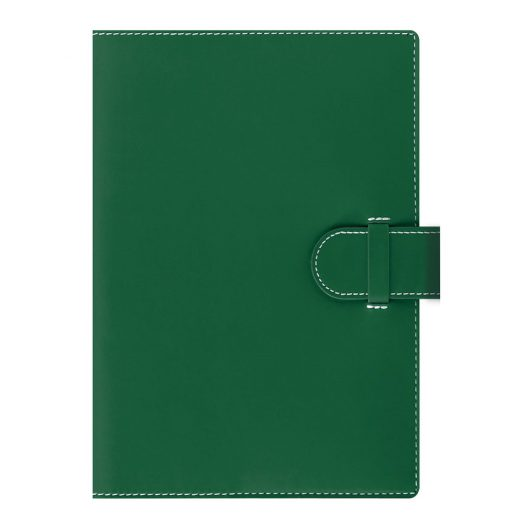 Green Castelli A5 Notebook Arles