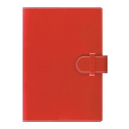 Red A5 Castelli Notebook Arles