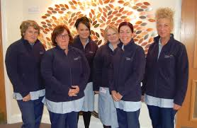 St Clare Hospice Team