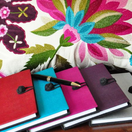 Pure Silk Notebook