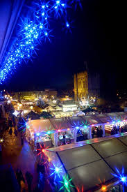 Bury St Edmunds Christmas Market