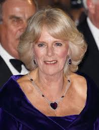 Duchess of Cornwall Amethyst Heart Necklace