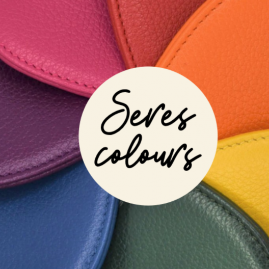 Seres Leather Collection Colours