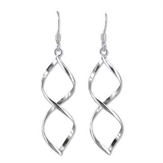 Double Twist Earrings